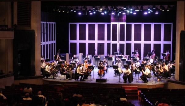 Concierto virtual de la Orquesta Sinfónica de San Luis Potosí a través de YouTube