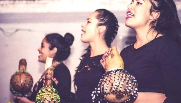 """Danza africana con el taller """"Cosechando el ritmo del Kassa"""""""