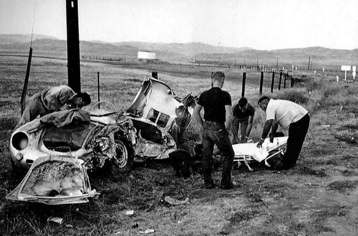 Traffic Accident Investigator Cover Letter James Dean Crash Investigation Took Only 2 Weeks In 1955 San