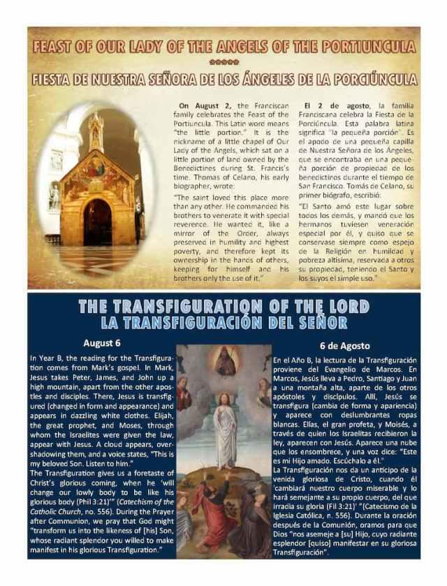 Back page bulletin 8-1-2021