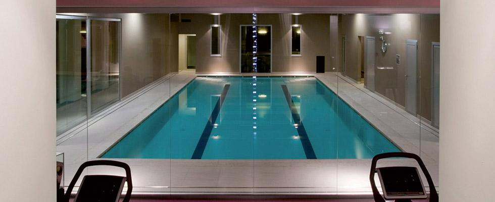 San Marco Wellness iCLUB palestra luxury centro Bergamo