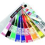 Nový vzorkovník farieb