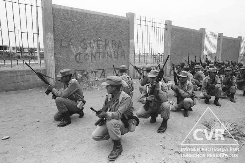 Foto de Alejandro Balaguer, archivo personal. 1987