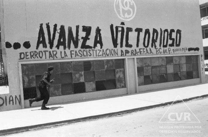 Jaime Rázuri, 19 de abril de 1989.