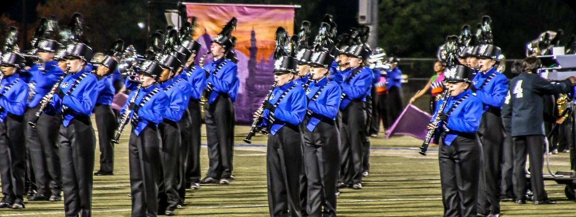 Knight Regiment - San Marcos High School Bands