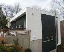 White Stucco Exterior Home Designs