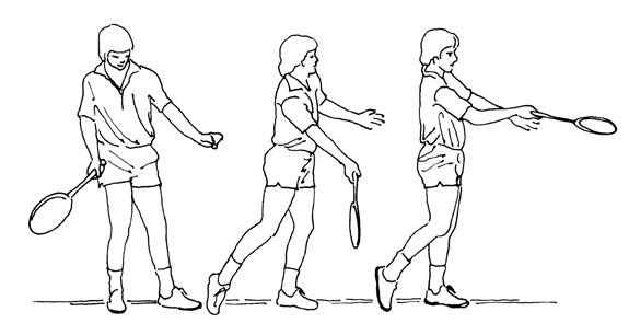 Badminton Rules Pe