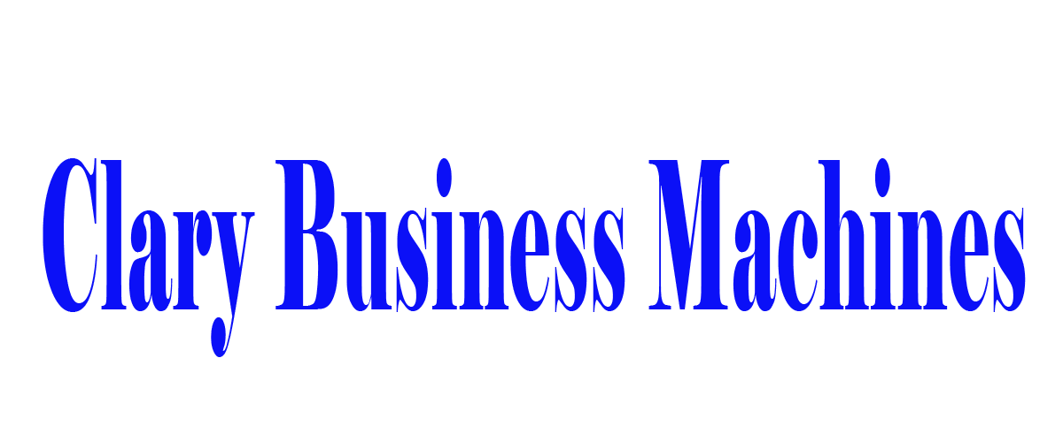 Deals / Coupons Clary Business Machines
