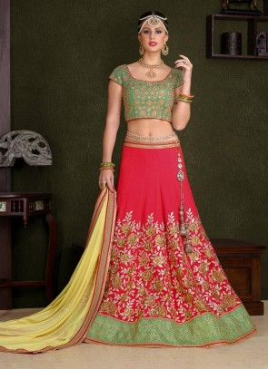 Captivating Lehenga