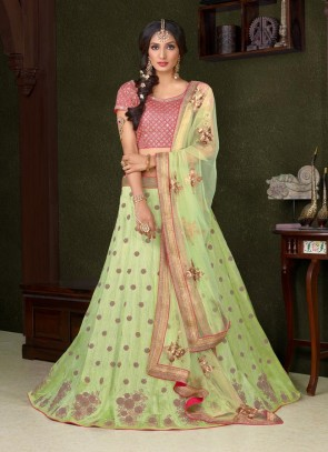 Luxurious Silk Lehenga Choli