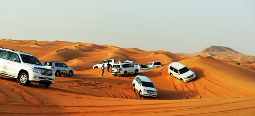 Dhow Cruise + Desert Safari