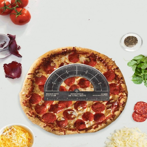 Get 33% discount on Protractor Pizza Cutter