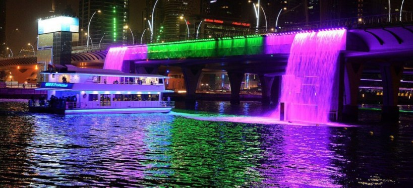 Get 37% off on water canal cruise.