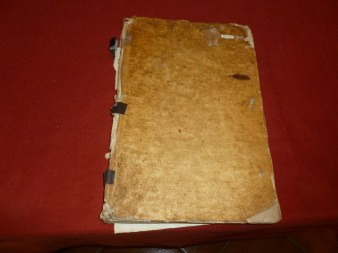 Copertina libro 1700