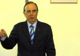 Il sindaco di Boves, Mario Giuliano