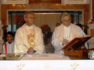 Don Martino Pellegrino e don Michele Dutto