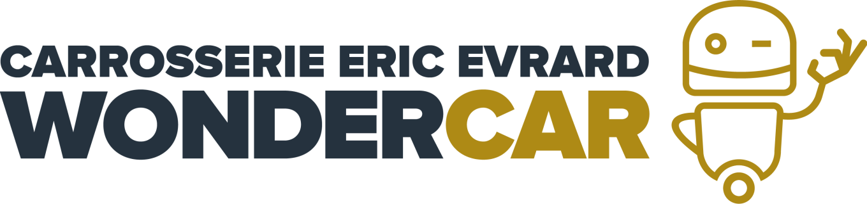 Wondercar Logo Eric Evrad H CMYK