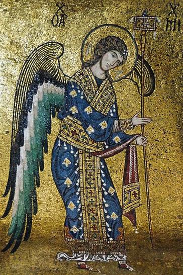 Mosaico de San Miguel Arcángel