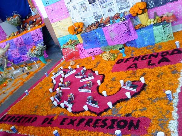 San Miguel Atlautla de Visita en las Ofrendas de Amecameca,2010 (1/4)