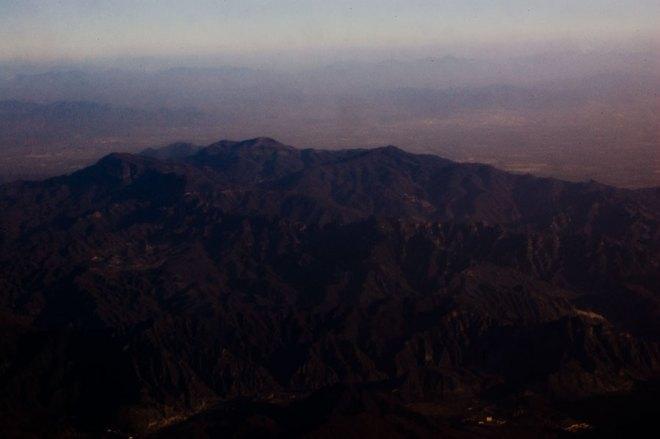 De lummiga bergen