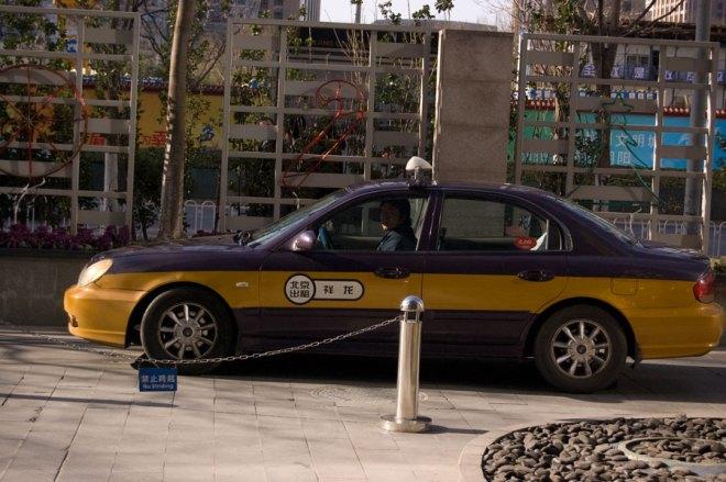 Kinesisk taxi