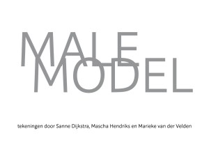 MALE MODEL-boekje-spreads