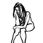 8-zitende-vrouw1-sannedijkstra