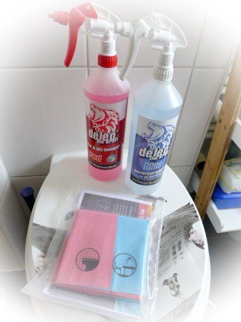 Deleo Hygiene Tücher