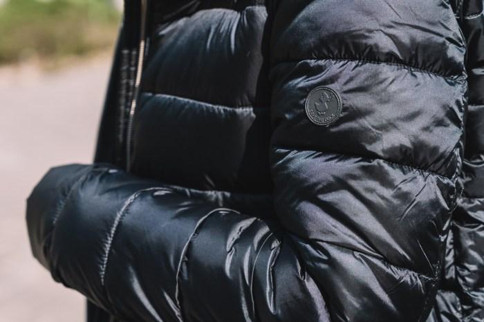 義大利品牌Save The Duck 機能保暖外套開箱🦆 不使用動物羽絨,環保又時尚!