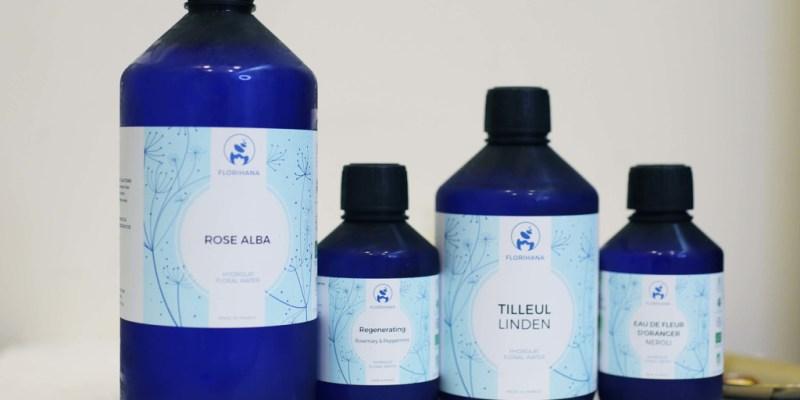【Skincare】FLORIHANA芳療家純露使用心得:野生高地薰衣草、菩提、橙花、白玫瑰、迷荷養生露
