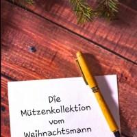 Es weihnachtet sehr: Die neue Weihnachtsmannmützen Kollektion