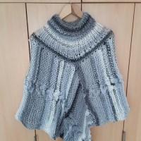 Winterkollektion #4 : Noch ein Poncho