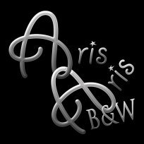 LOGOTIPO - ArisAris y B&W - 512X512