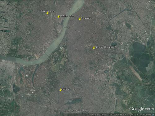 Kolkata Itinerary