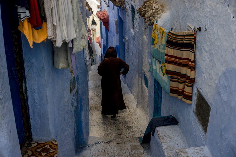 Chefchaouen Blue City of the Djeballa