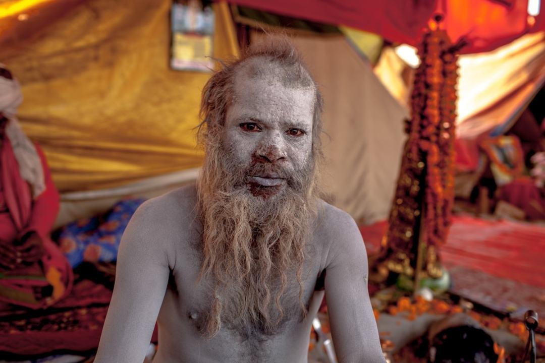 Sadhus Kumbh Mela-2-min