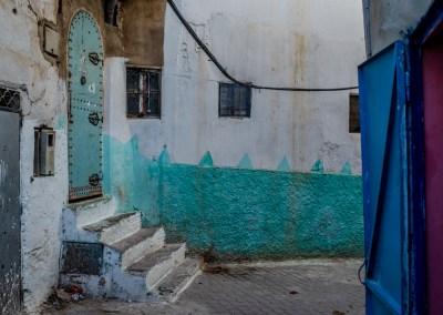 The Medina of Moulay Idriss Zerhouna