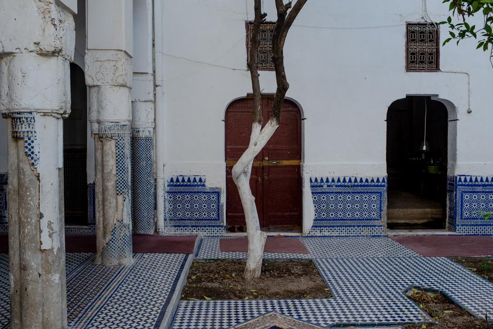 Dâr Damânah  :  Residence of the Shareefa of Ouezzane