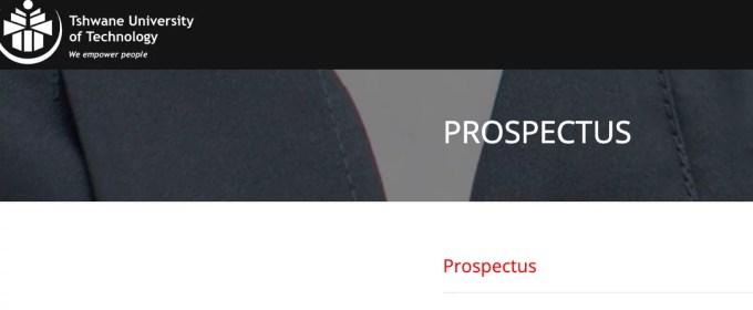 TUT Prospectus