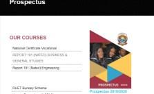Capricorn TVET College Prospectus 2022 (Download PDF)