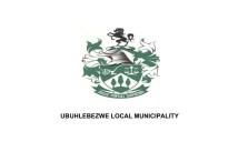 Ubuhlebezwe Municipality Jobs / Vacancies (Oct 2020)