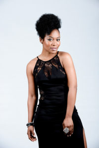 Nomzamo Mbatha (born 13 July 1990) is a South African accountant, actress and TV personality known as one of the three finalists in the 2012 MTV Base VJ Search.