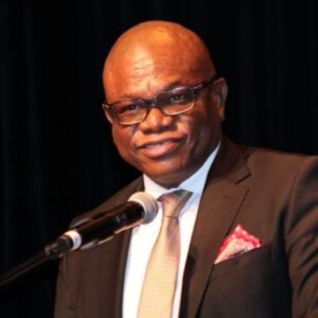 Geoff Makhubo (born 8 February 1968) is a South African politician who is currently serving as the Mayor of Johannesburg.