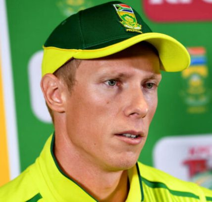 """Rassie"""" van der Dussen (born 7 February 1989) is a South African cricketer who represents the South Africa national cricket team and plays for the Highveld Lions cricket team in domestic cricket."""