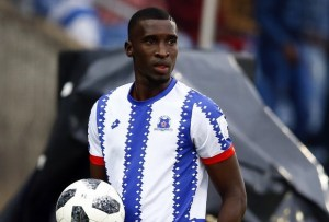 Siyanda Xulu (born 30 December 1991) is a South African professional footballer who plays as a central defender for Hapoel Tel Aviv F.C. and the South African national team.