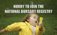 Join The National Bursary Registry 2021 Is Open