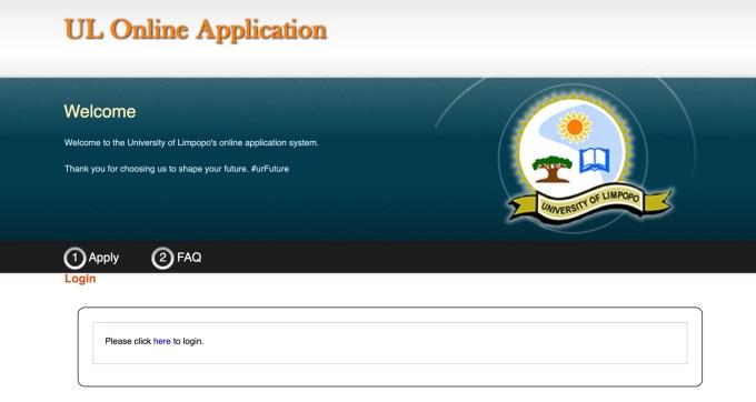 UL Application Status