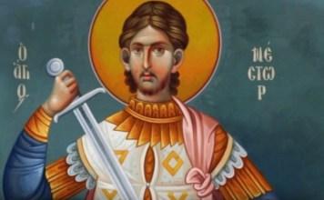 св. Нестор