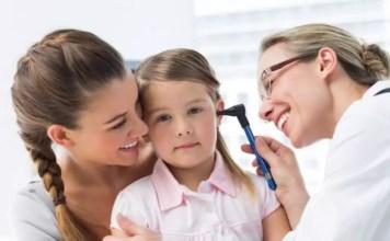Болки в ушите при деца