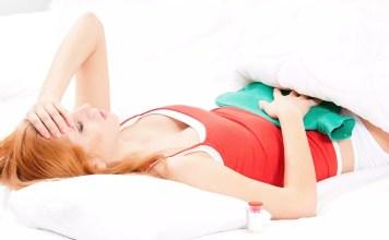Обилна, нередовна и болезнена менструация